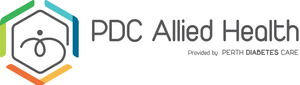 New website for PDC Allied Health (provided by Perth Diabetes Care)