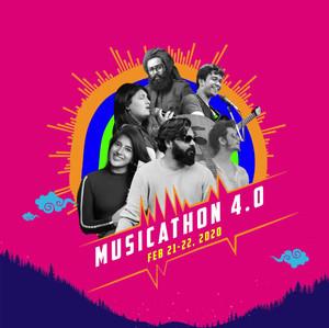 Musicathon artist linedup post