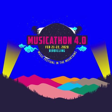 Musicathon launing post