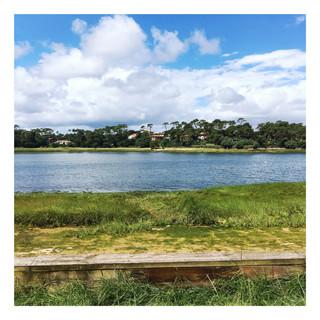 Quand un lac vous offre des marées, les paysages changent à longueur de journée.