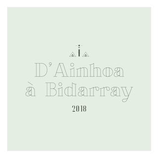 D'Aïnhoa à Bidarray.