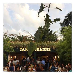 Coup de coeur pour le restaurant Tante Jeanne !