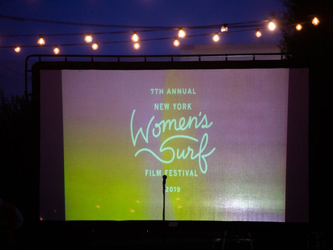 Conheça a história do Women's Surf Film Festival