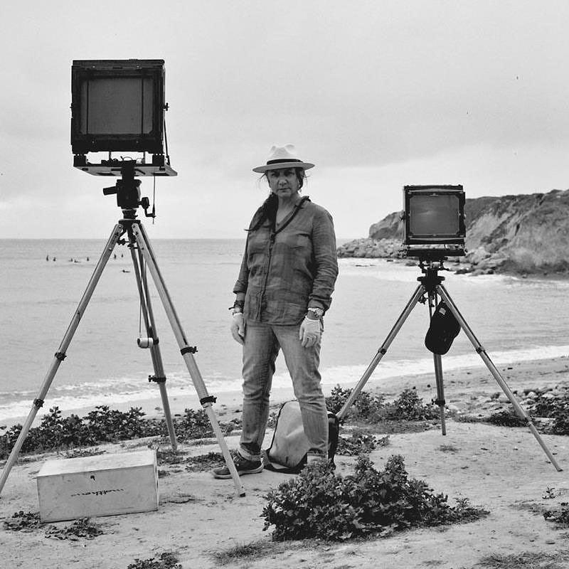 Joni Sternbach, fótografa de surf nova-iorquina