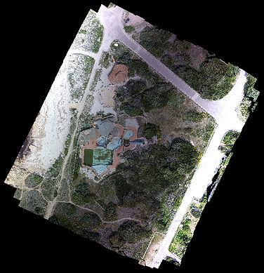 Studio Tecnico Russu | Ortofoto | Ortomosaico | Rilievo col drone | Olbia | Costa Smeralda |