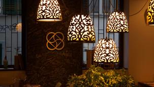 Lampen, Decken & Schallschutz