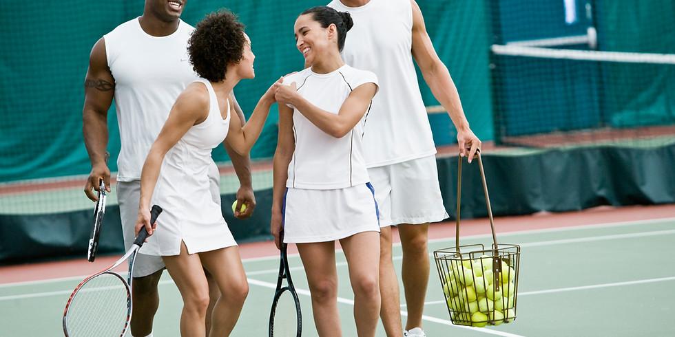 CANCELLED ESCP Tennis Mixte VS Kingston Uni