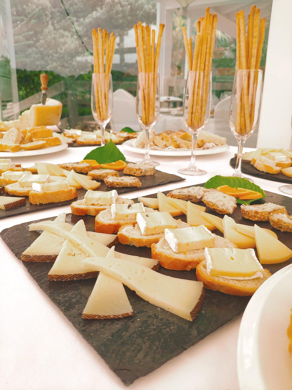 Catering en Cantabria