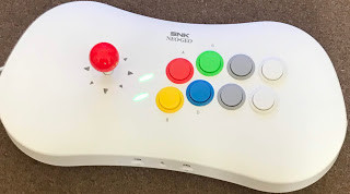Neo Geo Arcade Stick Pro Review