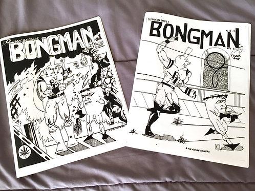 Bongman #1 & #2 Combo