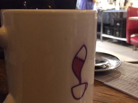 Café Frutado, espaço Ousado!