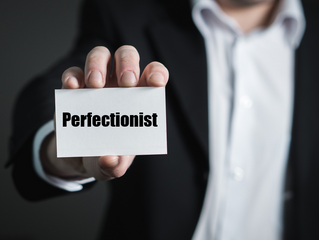 Perfectionism kills progress