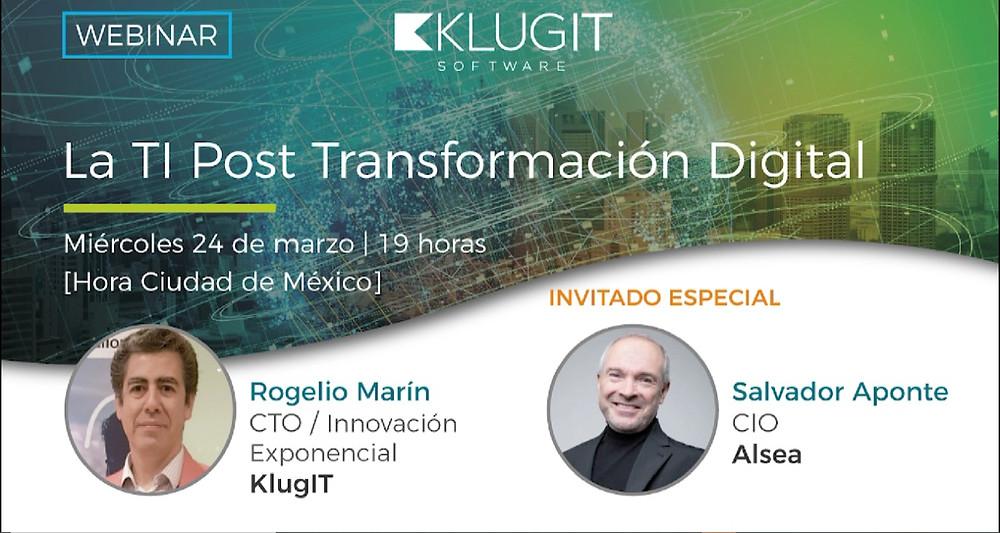 Descubre qué nos depara la Post Transformación digital, las recomendaciones para adaptar y adoptar nuevas y mejores prácticas en la operación de los servicios digitales.
