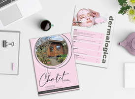LEAFLET/ADVERTISING DESIGNER