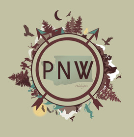 PACIFIC NORTH WEST GRAPHIC DESIGNER