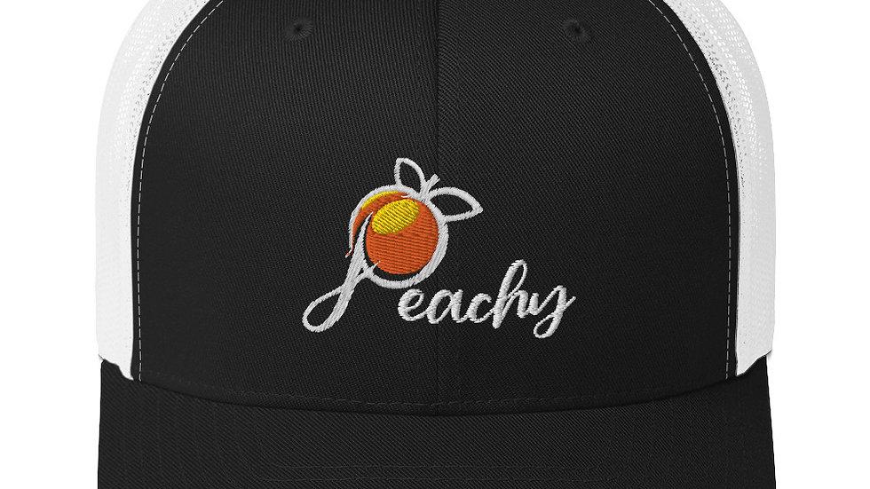 Peachy Mesh Cap
