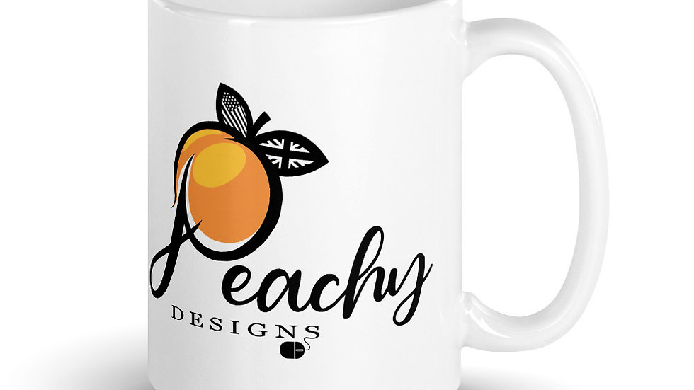 Peachy Designs Mug