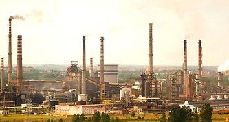 """Image: Steelworks """"Częstochowa""""Source:CC, Author:Cezary Miłoś"""
