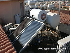 "alt=""  Hot Water Solar System Installation"""