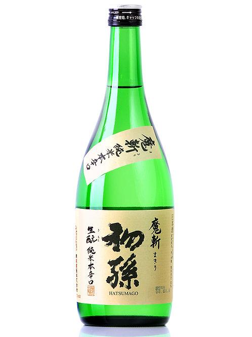 HATSUMAGO MAKIRI KIMOTO JYUNMAIHONKARAKUCHI