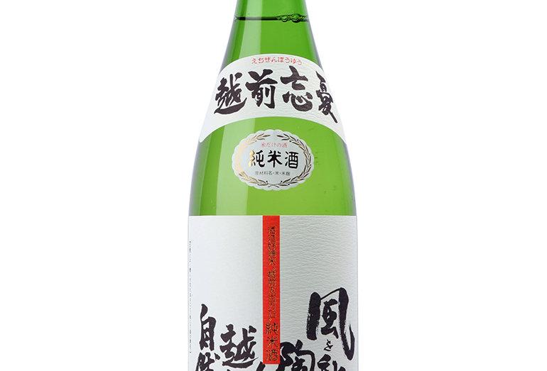越前忘憂 純米酒 1.8L