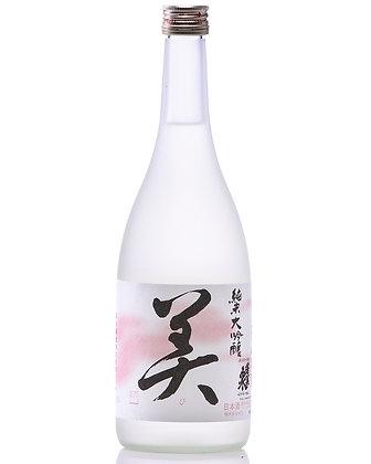 蓬莱泉 美 純米大吟醸 #5019
