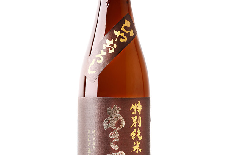 あさ開 ひやおろし 特別純米酒
