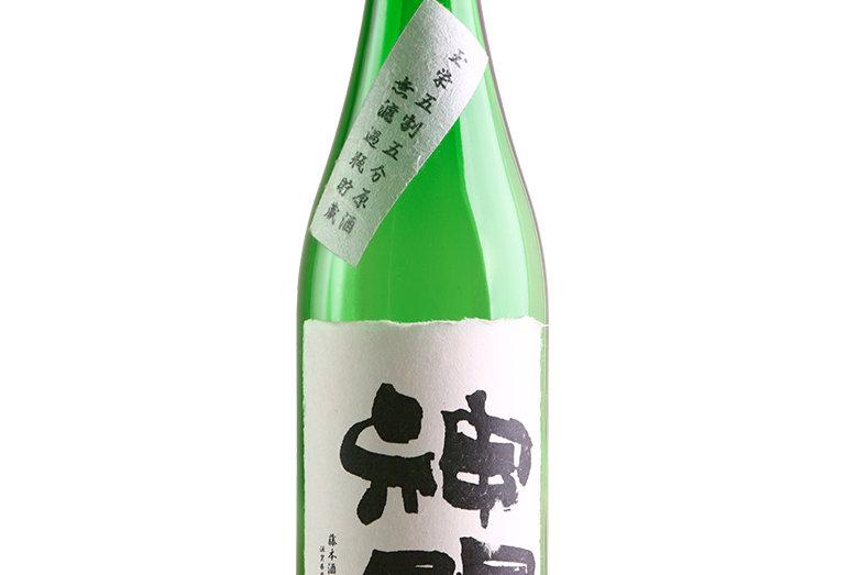 神開直汲み 純米吟醸原酒