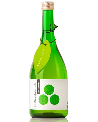 蓬莱泉 青紫蘇梅酒