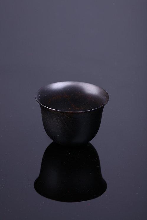 日月 黒  木器杯 1224189014