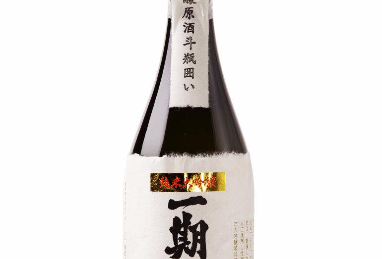 一期一会純米大吟醸斗瓶囲原酒
