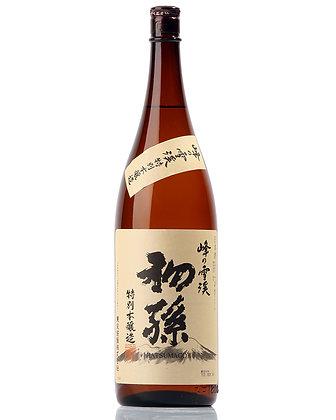 初孫峰の雪渓 辛口本醸造