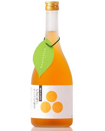 蓬莱泉 完熟梅酒