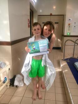 Swimming Masters Angus