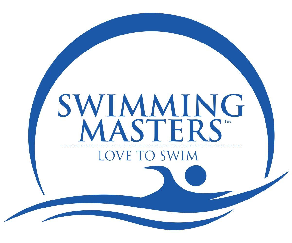 SWIMMING Masters logo 1