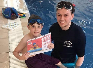 Private 1-1 Swimming Lessons for Kids  in Glasgow, Edinburgh and East Kilbride