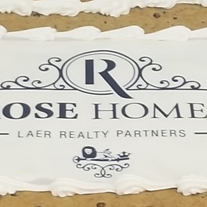 Rose Homes Christmas Party for Grand Opening
