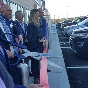 Plymouth Chamber Ribbon Cutting