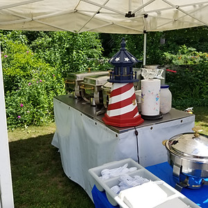 63rd anniversary Clam Boil and Cookout