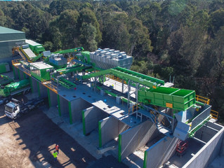 Resource Recovery Plant