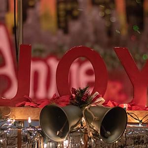 Christmas show in Delmar Arts Academy