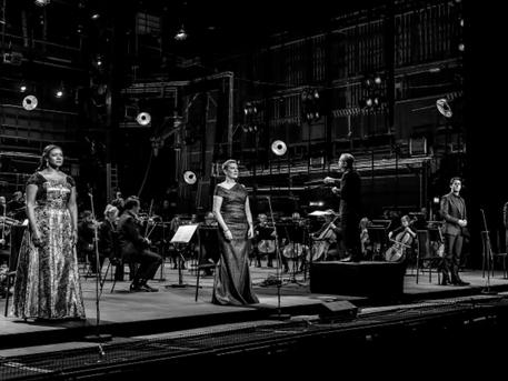 Mozart Requiem at the English National Opera (14th November)