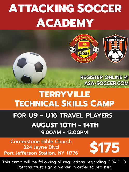 Terryville Technical Skills Camp