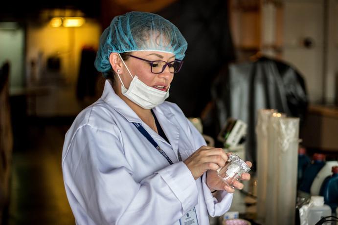 La mujer en la ciencia.