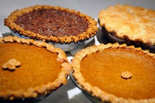 Who's ready for Pumpkin Pie?