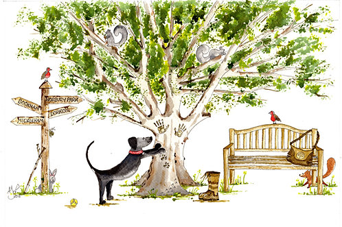Buy a Bespoke Illustration