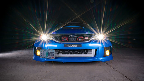 Custom Subaru STI