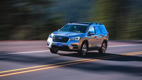 The All New 2018 Subaru Accent