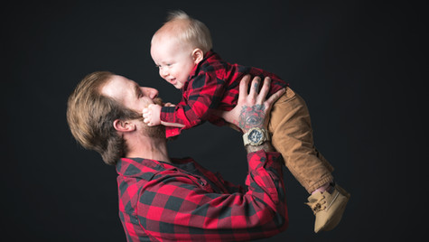 Father & Son Shoot