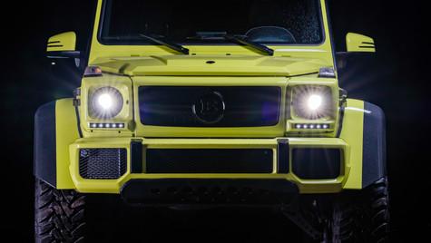 BRABUS 550 4X4²